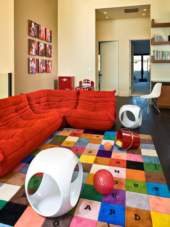 Este modelo de sofá além de confortável, é super leve!