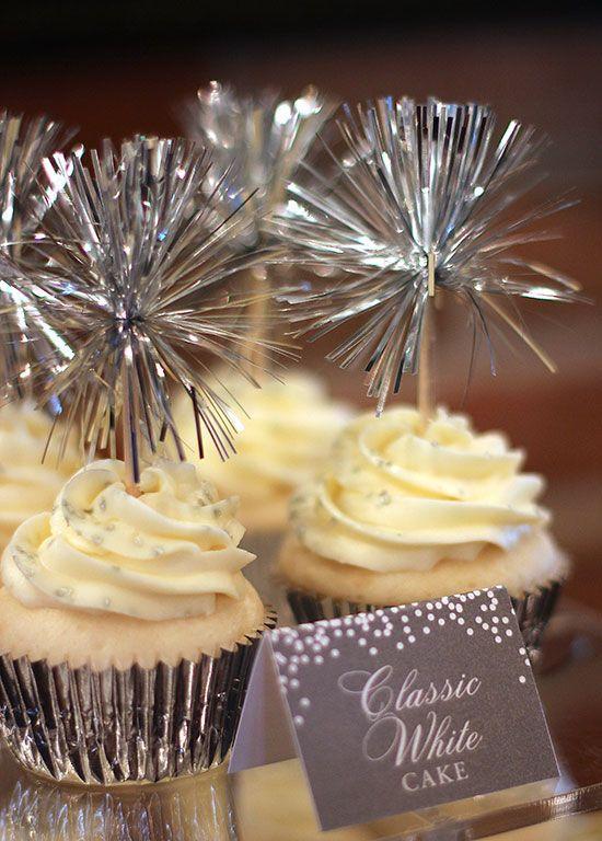 Cake Designs For New Year 2018 : 100+ Ideias de Decoracao para Festa de Reveillon e Ano Novo!