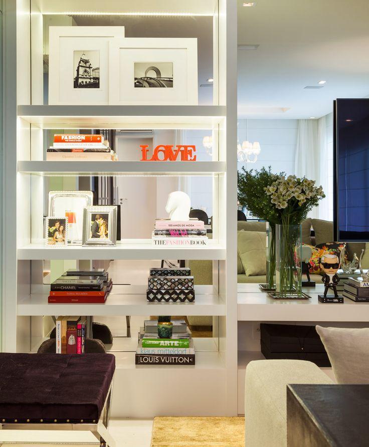 60 Salas Com Sofá Vermelho Incríveis: 50 Objetos Decorativos Para Sala De Estar Incríveis
