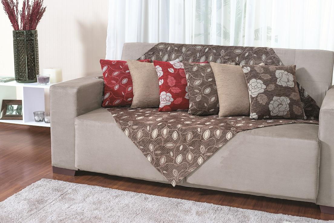 50 mantas para sof s que v o inspirar a sua decora o - Manta de sofa ...