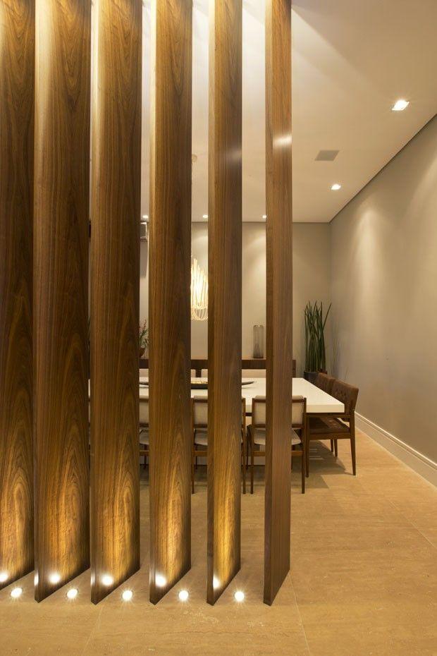 80 divis rias de ambientes vazadas inspiradoras - Dividir ambientes ...