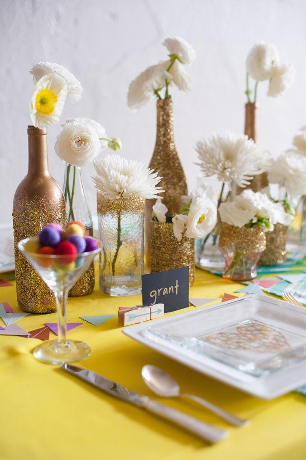 decoracao festa reveillon:Imagem 10 – Placas divertidas para festa de Reveillon