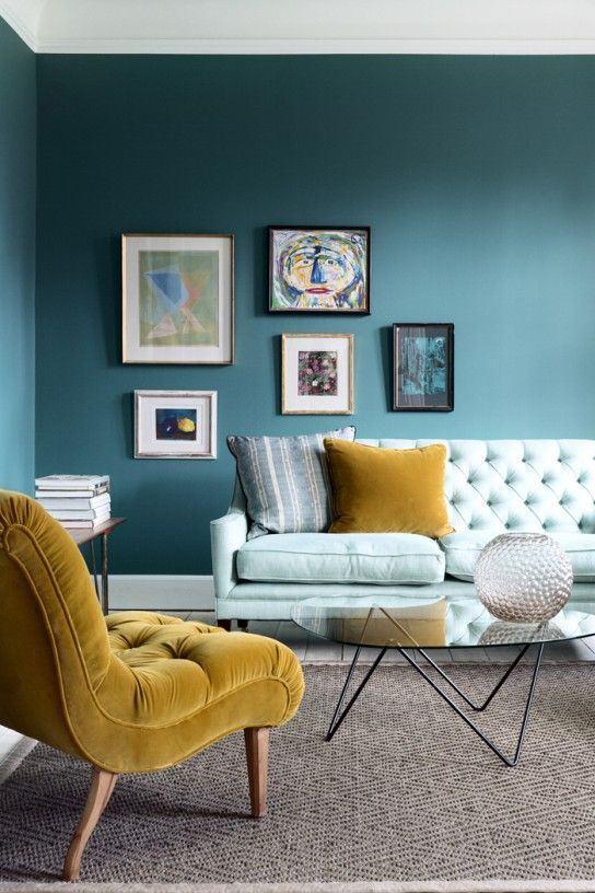 Quadro abstrato para sala de estar