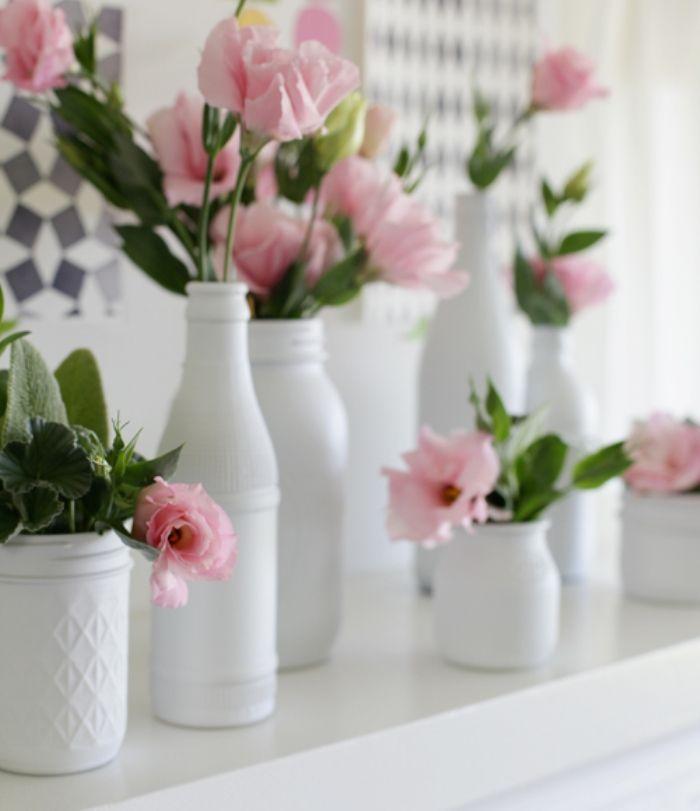 Favoritos 50 Arranjos de Flores Artificiais na Decoração YJ09