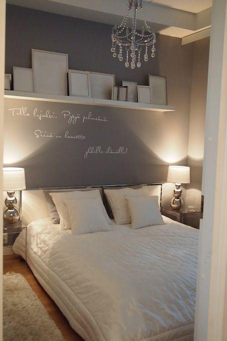 prateleiras para decorar o quarto de casal