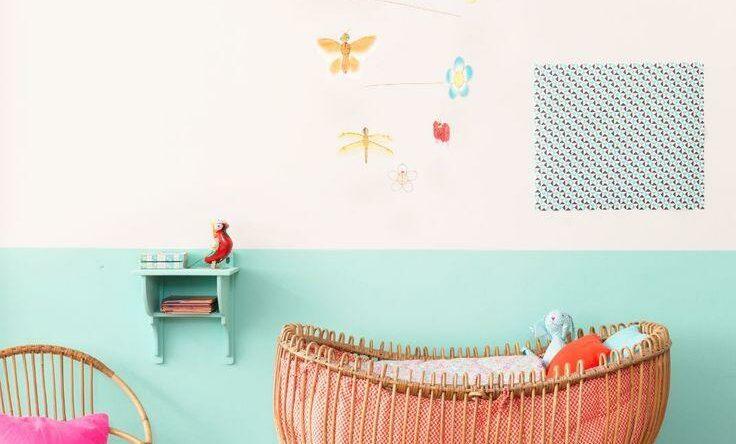65 modelos de quartos de bebê femininos para você se inspirar