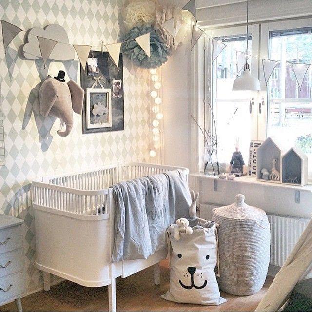 50 Quartos de Bebês para Meninos Decorados e Criativos