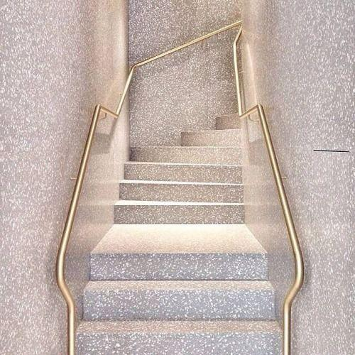 Escadas de granito