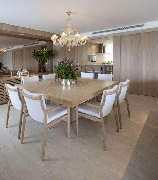 Sala De Jantar Madeira ~ Imagem 29 – Um buffet para quem quer personalidade no ambiente