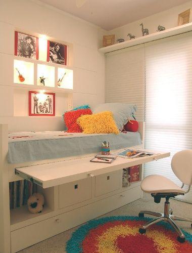 50 modelos de prateleiras para quartos inspiradoras - Ver habitaciones infantiles ...