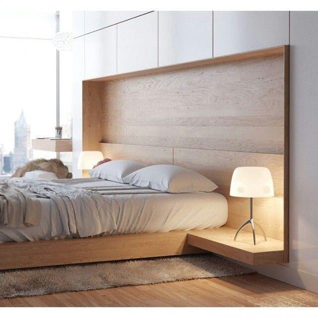 50 modelos de camas de madeira criativas fotos for Modelos de cama