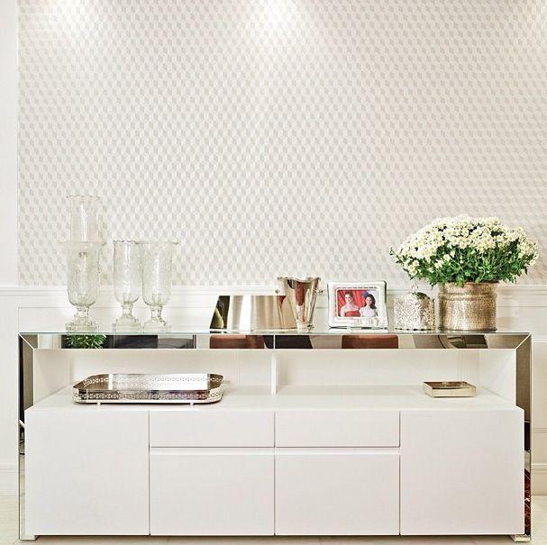 Buffet Sala De Jantar Venda ~  composição dessa parede é ideal para uma sala de jantar com buffet