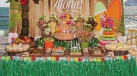 Decoração de festa havaiana: 70 ideias e inspirações