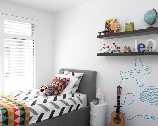 prateleiras quarto infantil