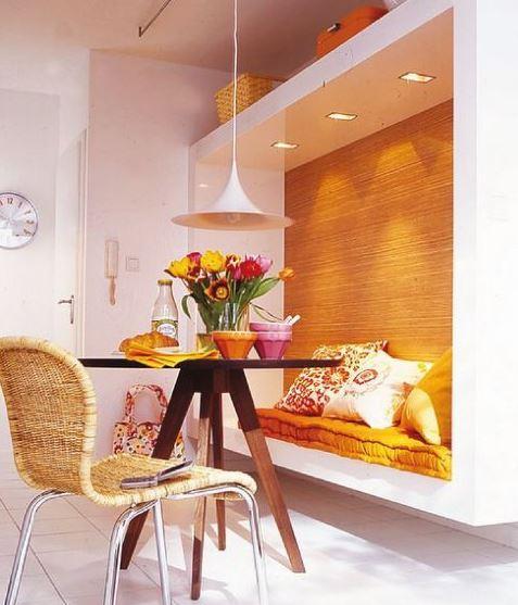 Salas de jantar pequenas: 70 ideias para decorar