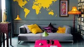 50 Ideias de Cores para Sala de Estar