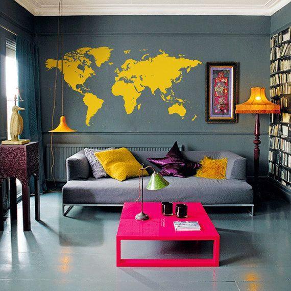 85 ideias de cores para sala de estar que são incríveis para você se inspirar