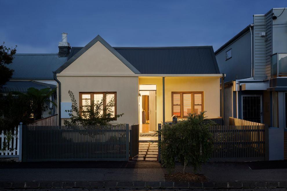 109 fachadas de casas simples e pequenas fotos lindas for Casetas pequenas