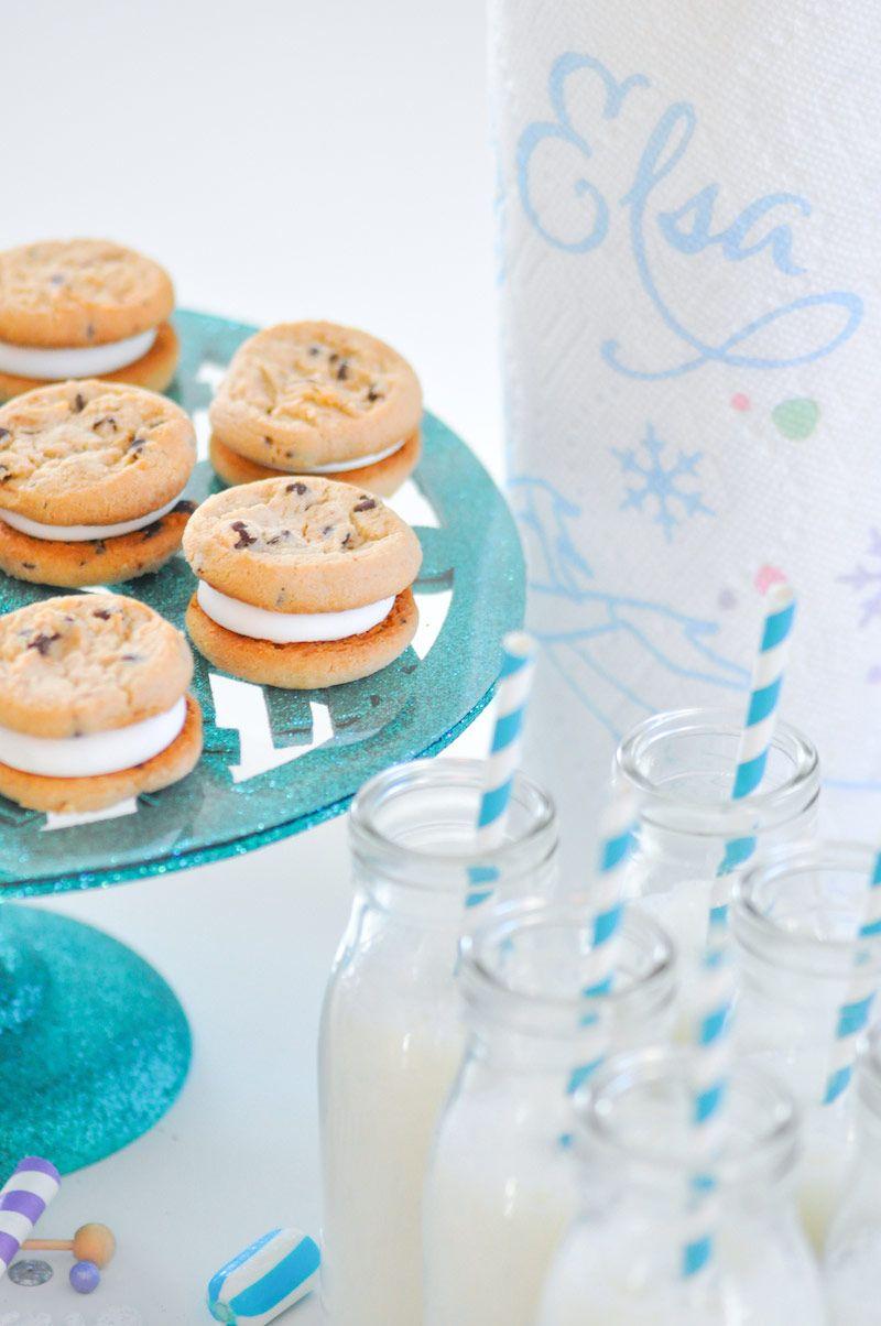 Saborosos cookies recheados fazem a alegria da turminha!