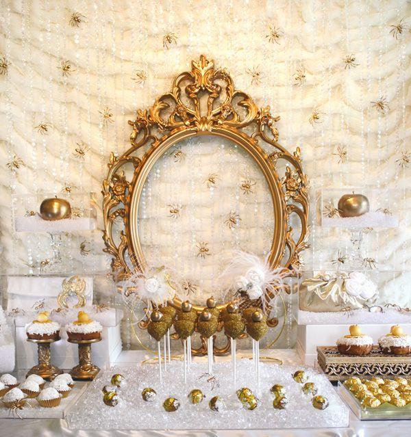 Decoração de festa infantil provençal