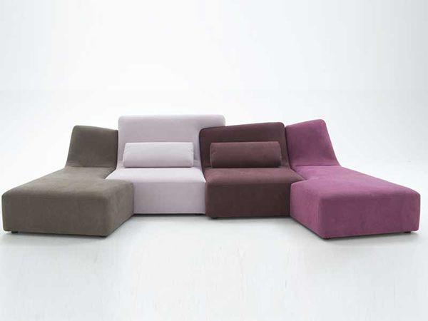 75 sof s modernos lindos e inspiradores fotos - Sofas de diseno moderno ...
