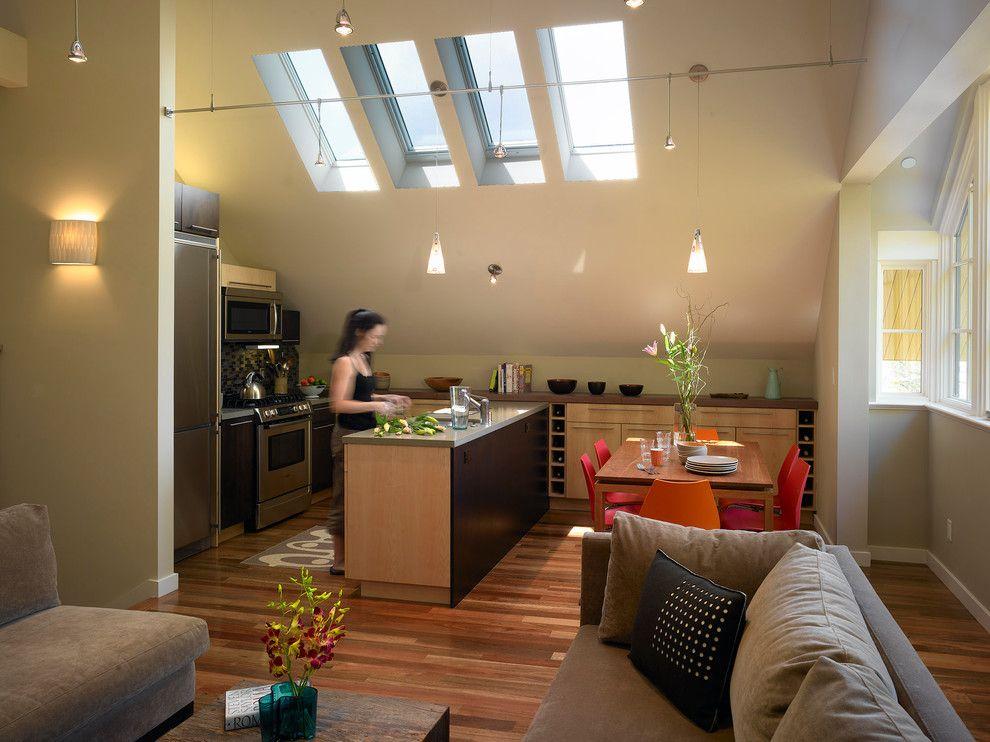 Cozinhas Americanas com Salas Interligadas: 85 Fotos Lindas - photo#39