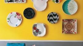 Pratos na parede – decoração com 60 fotos e ideias