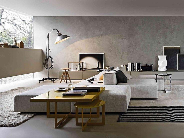 60 salas com decoração cinza   ideias e fotos