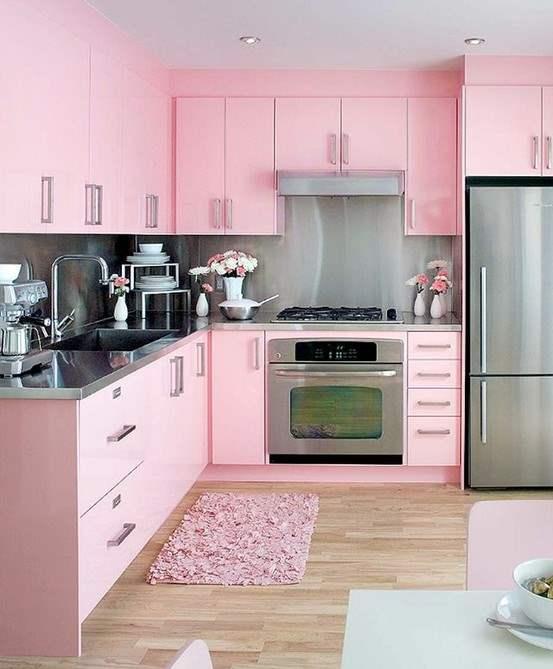 Wibampcom  Cozinha Pequena Em L Com Janela ~ Idéias do Projeto da Cozinha p # Cozinha Pequena Em L