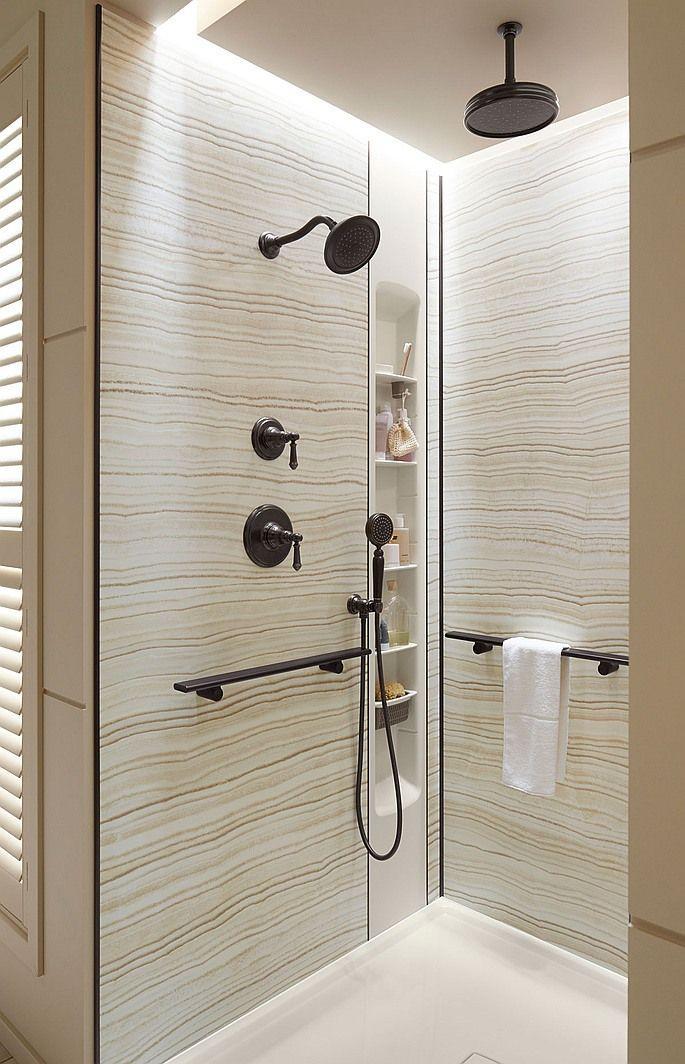 60 Nichos para Banheiros  Ideias e Fotos Lindas # Nicho Retangular Banheiro