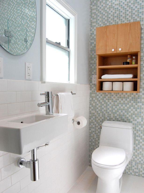 Armario De Parede Para Banheiro Pequeno : Nichos para banheiros ideias e fotos lindas