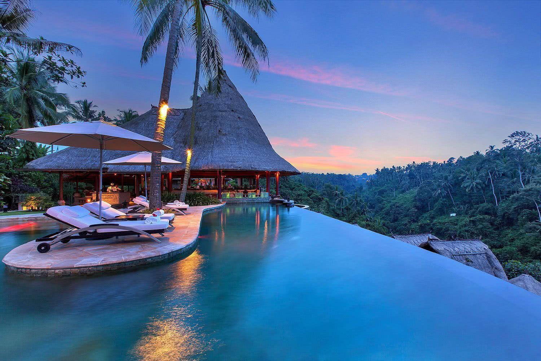 Uma piscina com uma vista inspiradora!