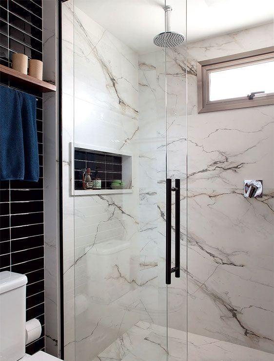 O mármore é um dos materiais mais sofisticados no mercado decorativo.