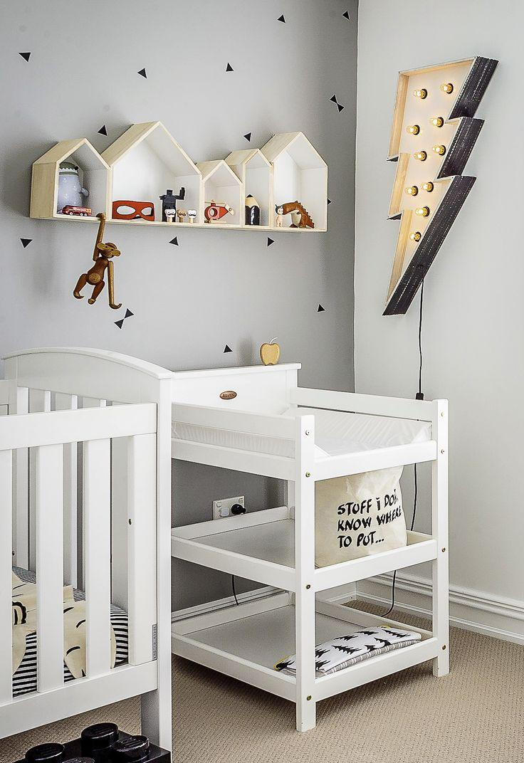 Composição perfeita para um quarto infantil