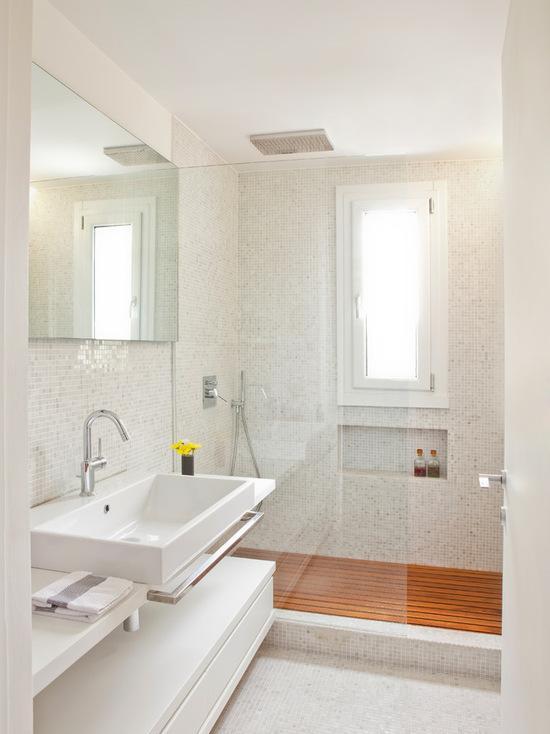 60 banheiros modernos lindos e elegantes fotos for Finestra sinonimo