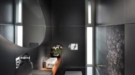 60 Banheiros Preto e Branco Decorados – Fotos Lindas