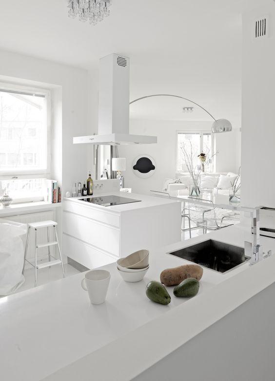 Amplitude é a característica principal dessa cozinha