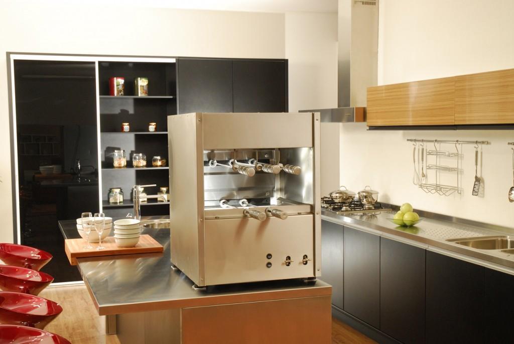 Modelo portátil para deixar na cozinha