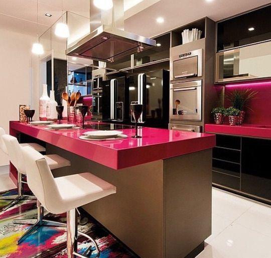 Para uma cozinha moderna