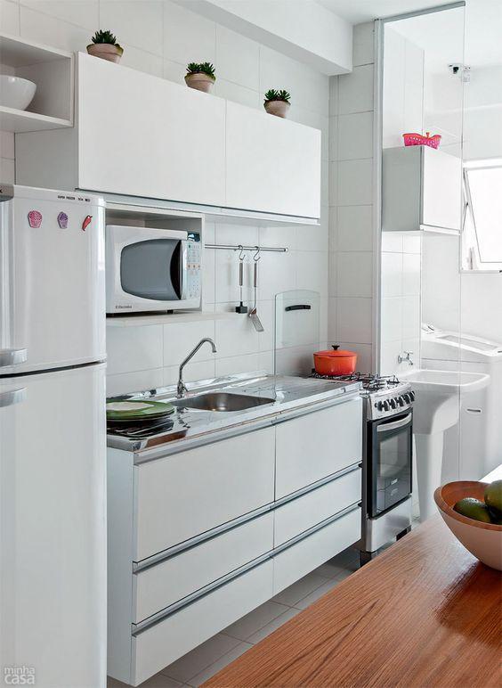 Ideal para apartamentos pequenos