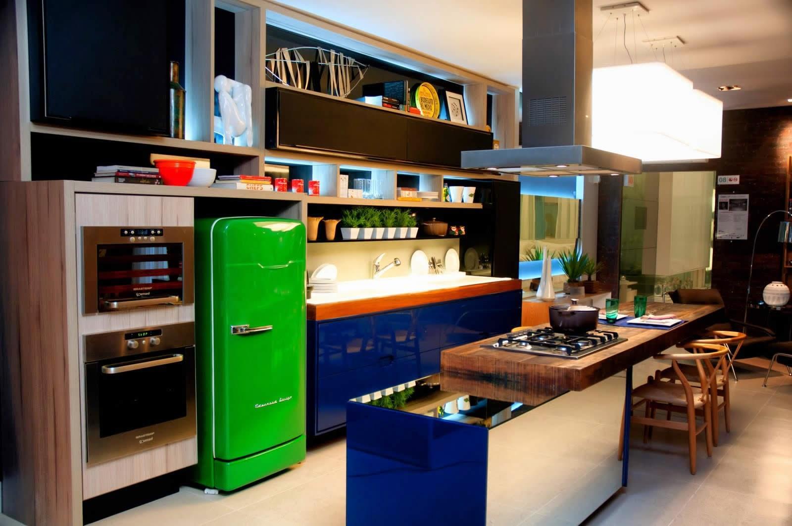 Cozinhas Decoradas Modernas Valor De Designer De Cozinha Planejada