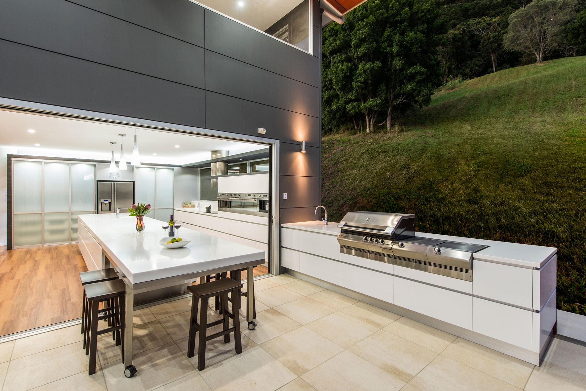 Ampliando o espaço da cozinha