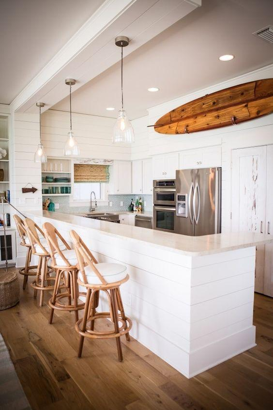 Para quem não abre mão de uma cozinha rústica