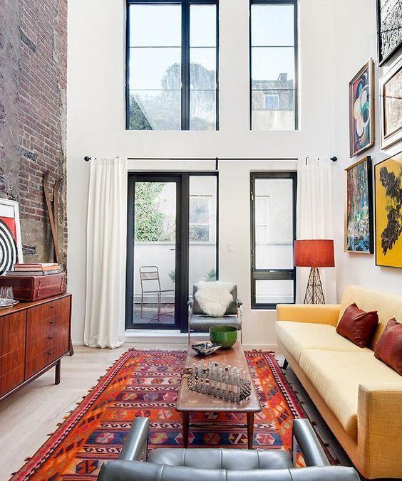 New York City Flats: 60 Fotos De Decoração No Estilo De Nova York