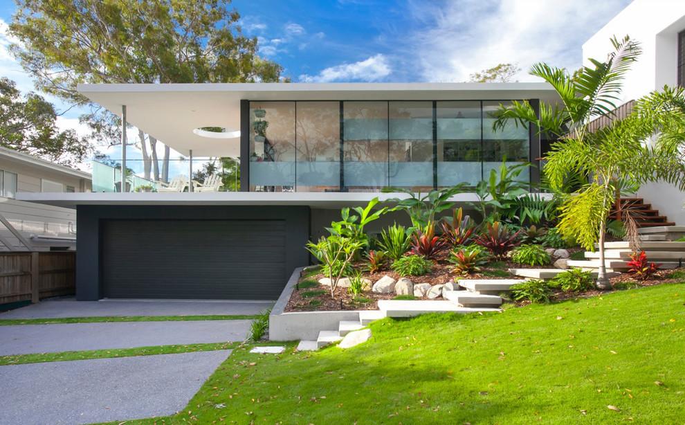 Para deixar uma casa ainda mais bonita, aposte em um projeto de paisagismo