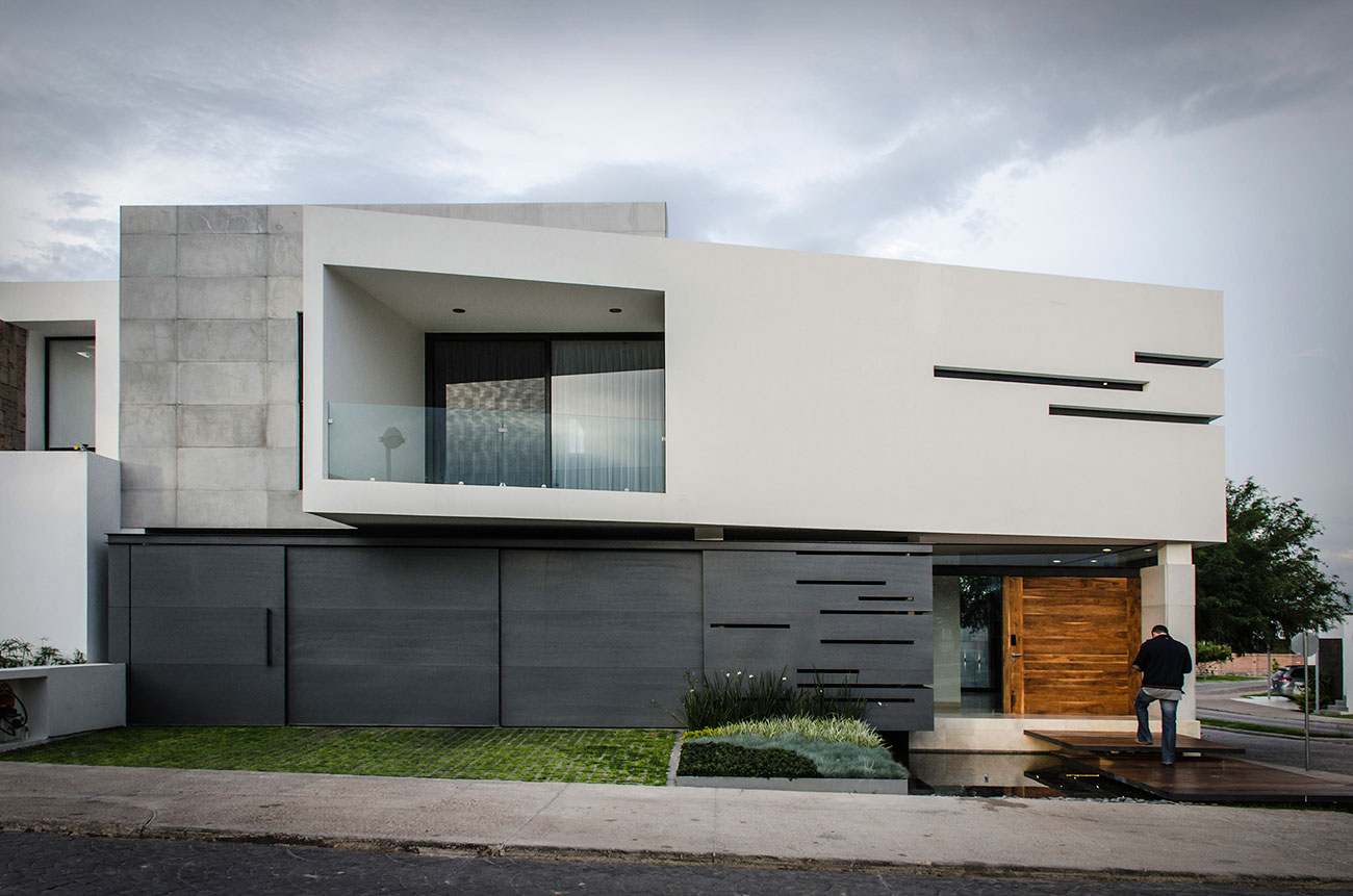 Uma linda casa no modelo de sobrado