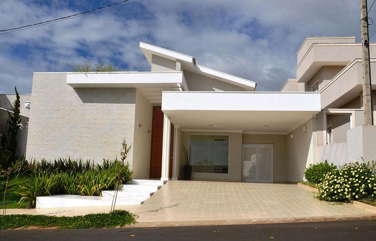 132 casas bonitas modernas fotos lindas for Modelos de casas minimalistas