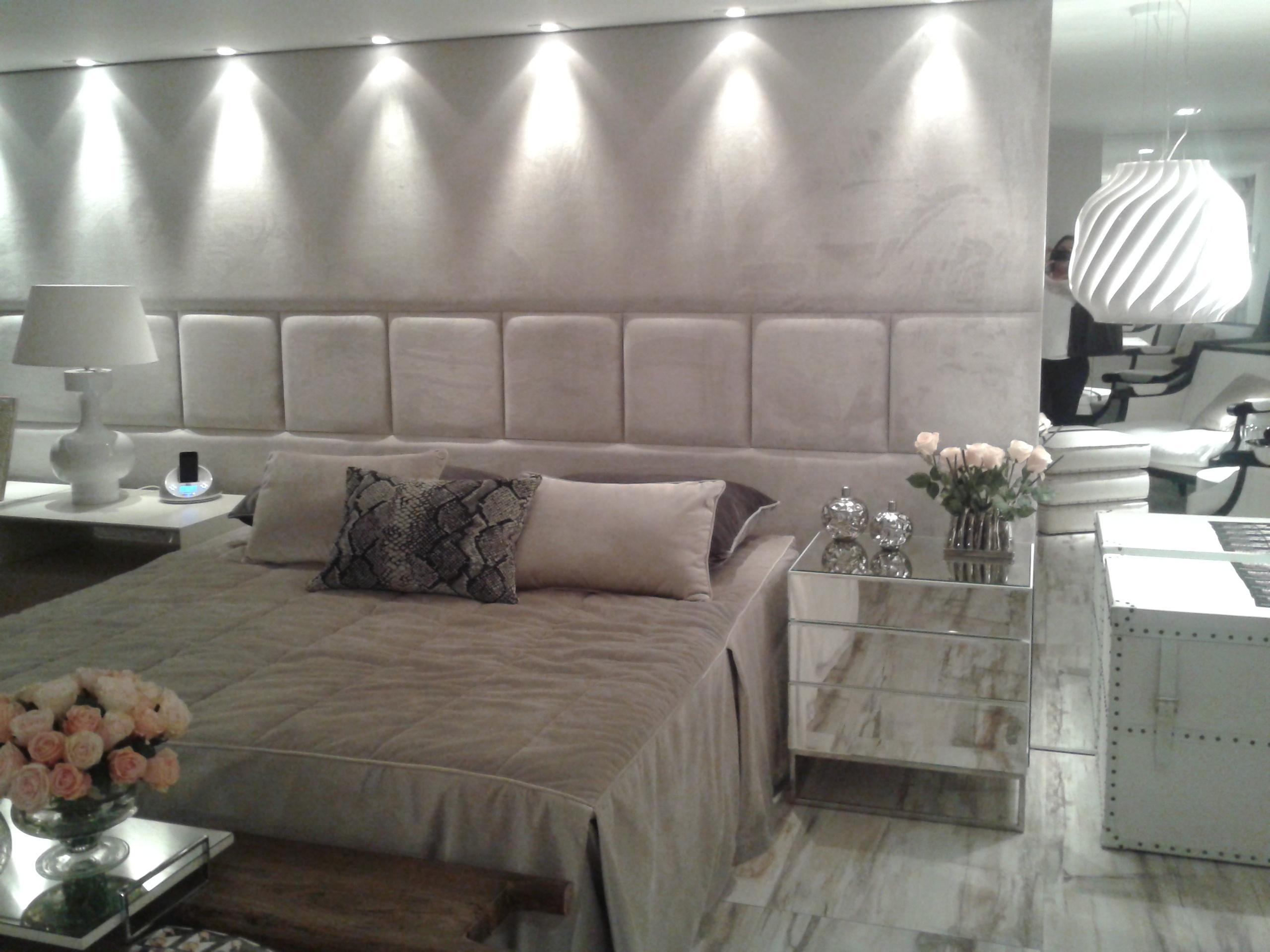 Lavabo Com Paredes E Forro De Drywall Projeto Da Arquiteta Priscila  #5C4F46 2560 1920