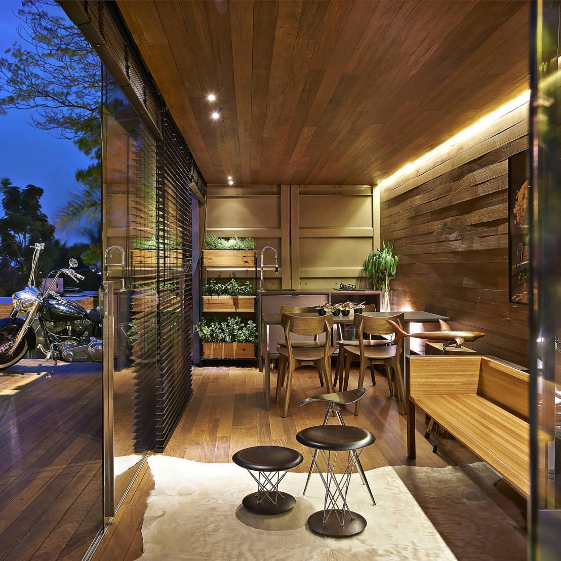 60 casas r sticas fachadas inspira es e fotos lindas for Fachadas de casas modernas y rusticas