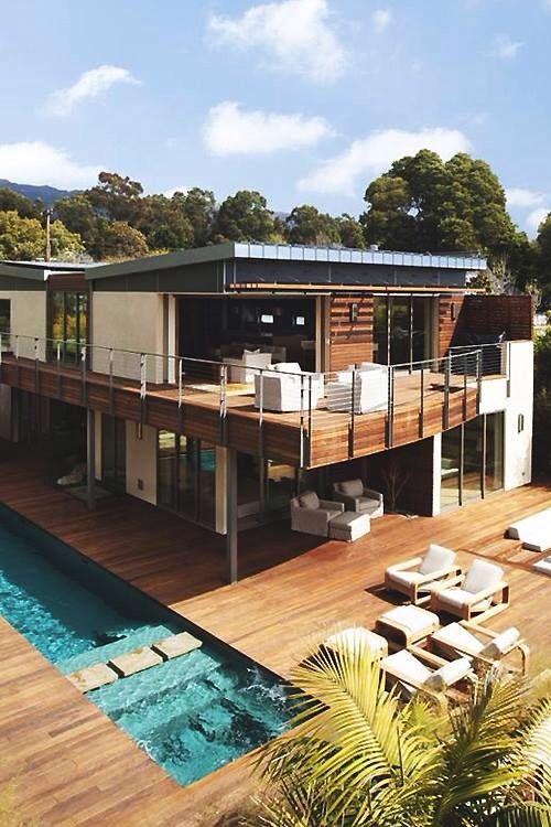 132 casas bonitas modernas fotos lindas - Fotos casas bonitas ...
